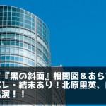 ドラマ『黒の斜面』相関図&あらすじ!ネタバレ・結末あり!北原里英、内山里奈も出演!!
