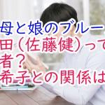義母と娘のブルース:麦田(佐藤健)って何者?亜希子との関係は?